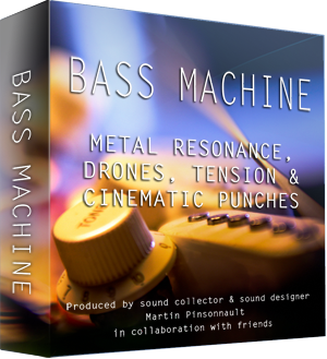 Bass machine